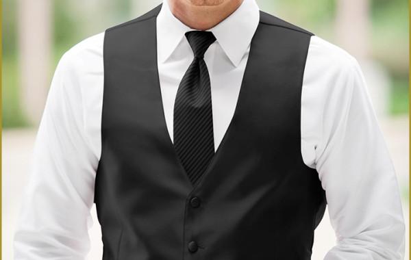 Fullback Vest Black