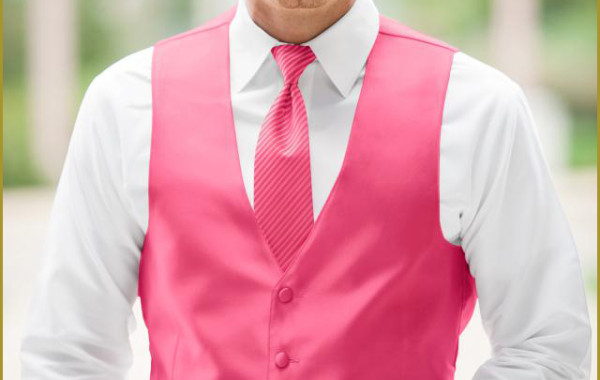 Fullback Vest Brite Pink