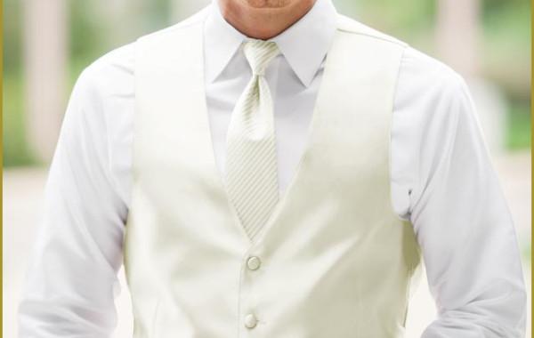 Fullback Vest Ivory
