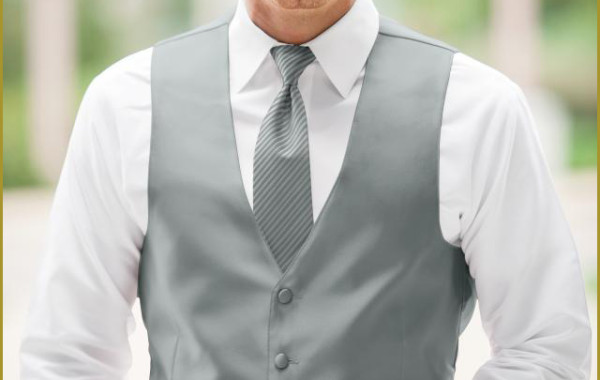 Fullback Vest Platinum