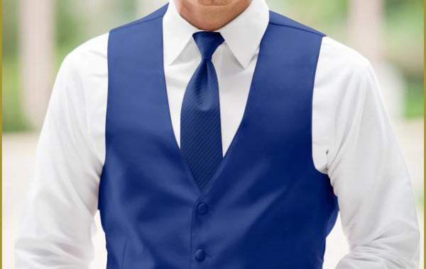 Fullback Vest Royal Blue