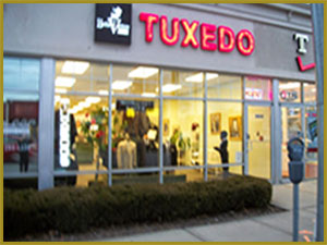 Exterior View of Bonaventure Tuxedo of Long Island