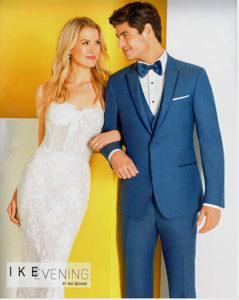 Ike Behar Tuxedo - perfect for Prom Tuxedo Rentals